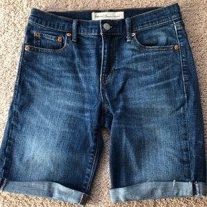 Gap denim Bermuda shorts